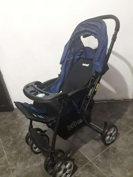 Coche reversible Twister azul marca Bebesit