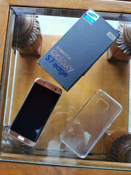 Samsung S7 Edge con Batería Nueva