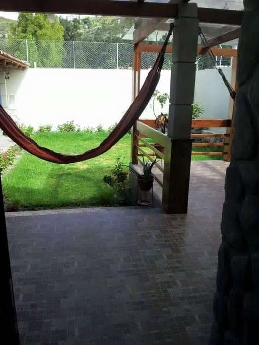 Casa Amoblada en Renta Sector Machángara