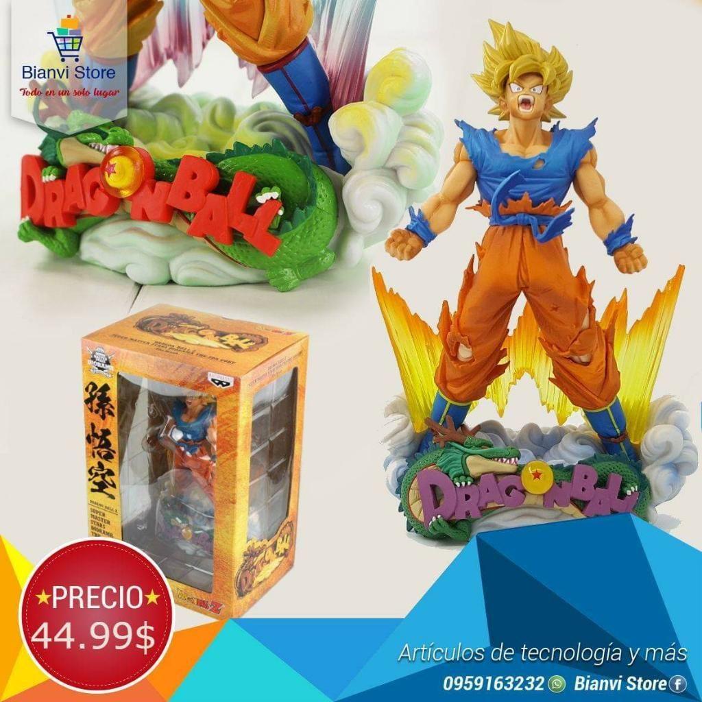 Figura Coleccionable de Goku Ssj Dbz