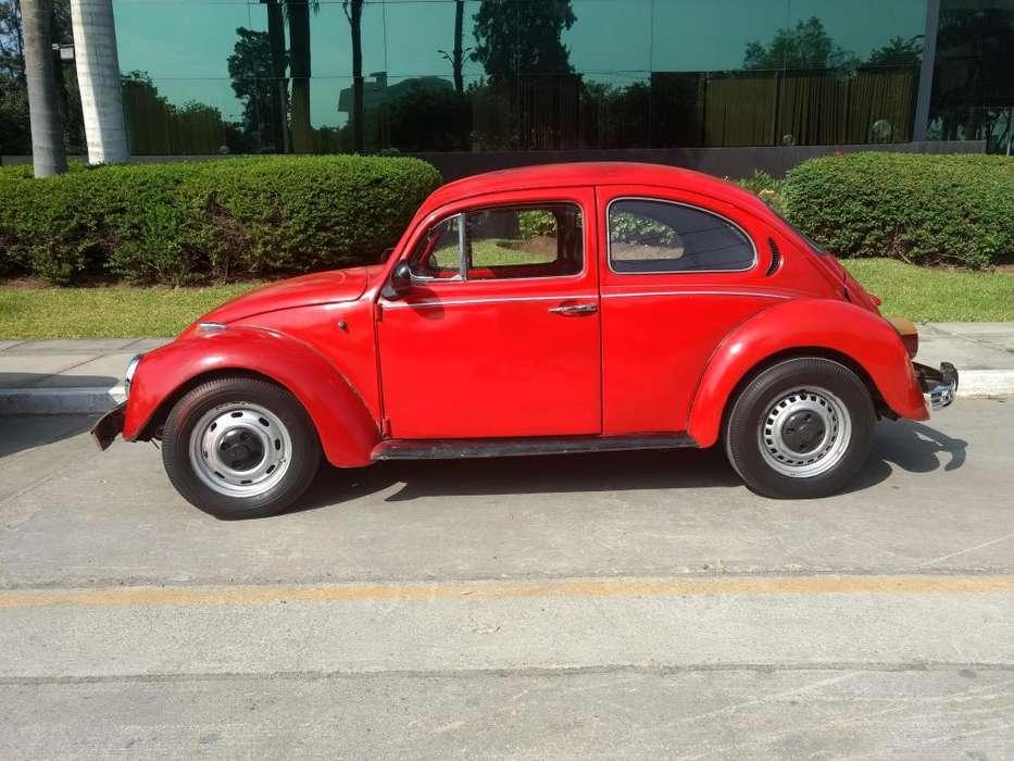 Volkswagen Escarabajo 1983 - 78926 km