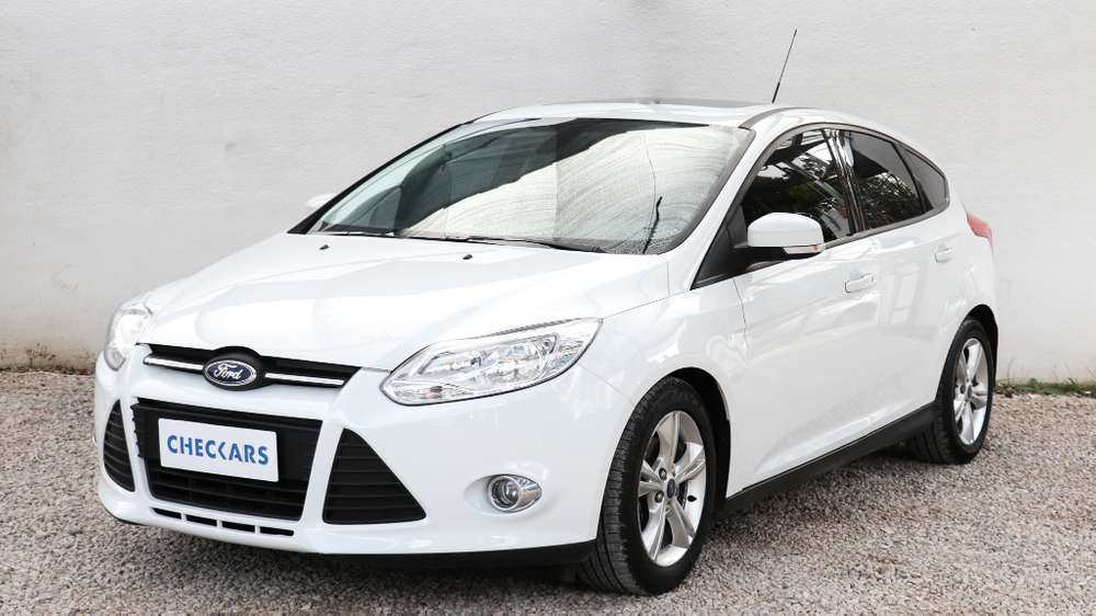 Ford Focus 2015 - 77208 km