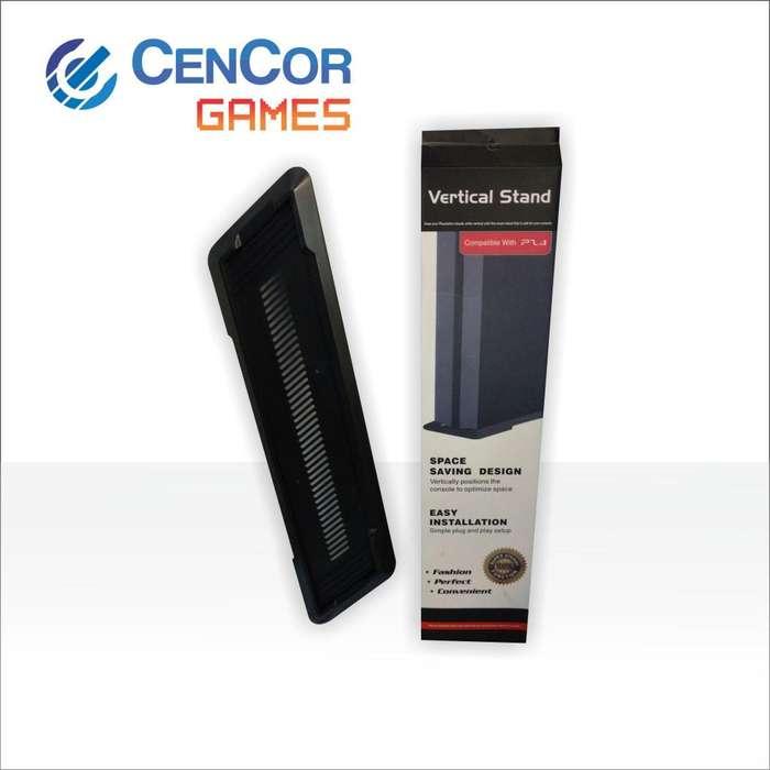 Base vertical PS4 FAT! CenCor Electrónica
