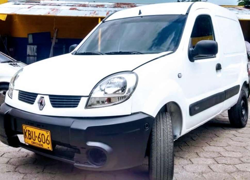 Renault Kangoo  2010 - 186000 km