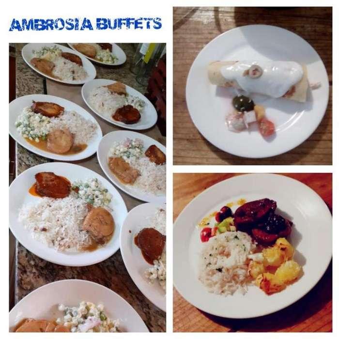 Ambrosia Buffet's