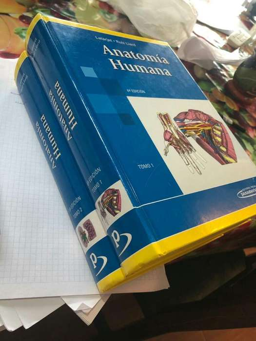 Anatomia Humana 4ta Edicion Tomo 1 Y 2