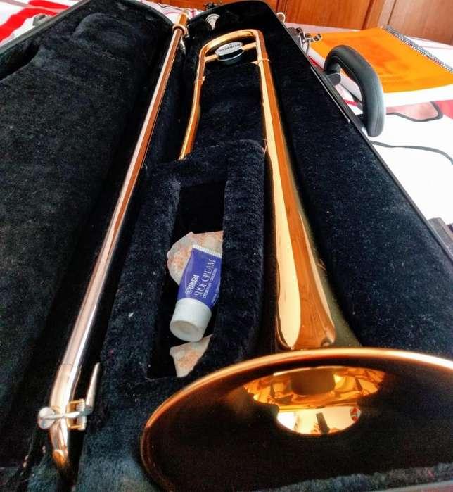 Trombón Tenor Yamaha Ysl 354