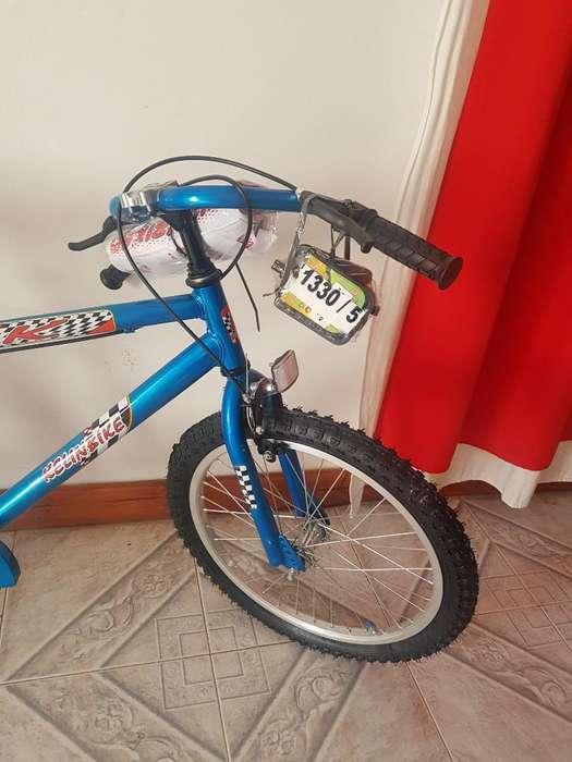 Vendo Bicicleta Rodado 20 Nueva