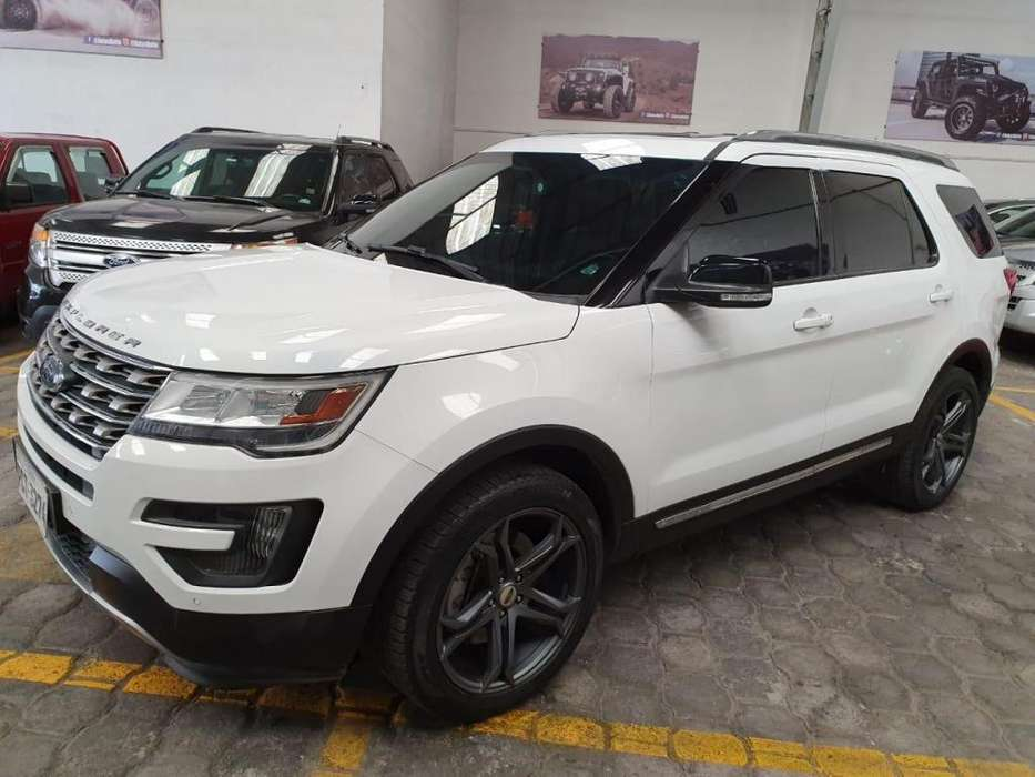 <strong>ford</strong> Explorer 2016 - 48000 km
