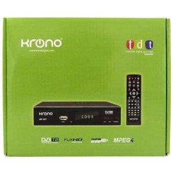 Decodifcador Televisor Tdt Hdmi Krono Modelo 2019 Antena