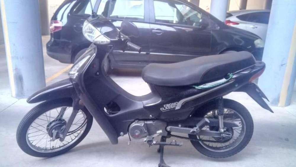 Moto keller negra 110