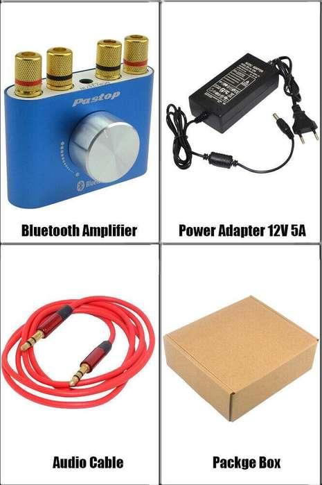 F900 Mini Bluetooth Amplificador De Potencia