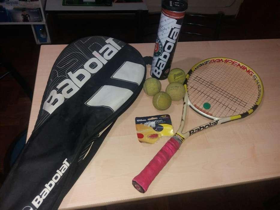 Imperdible Equipo Completo para Tenis