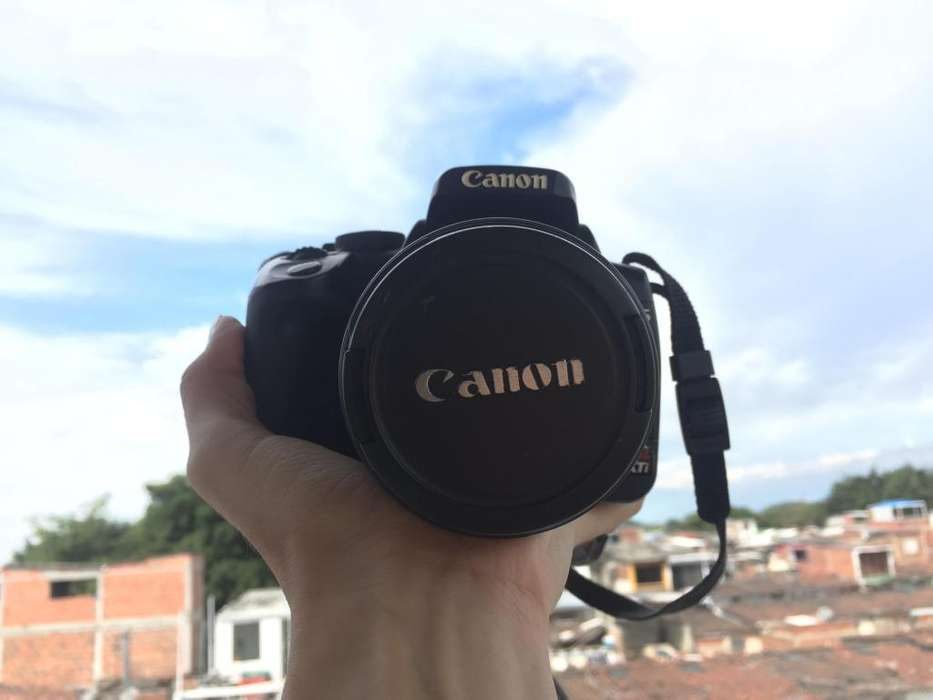VENDO CAMARA Canon Digital Rebel XTi
