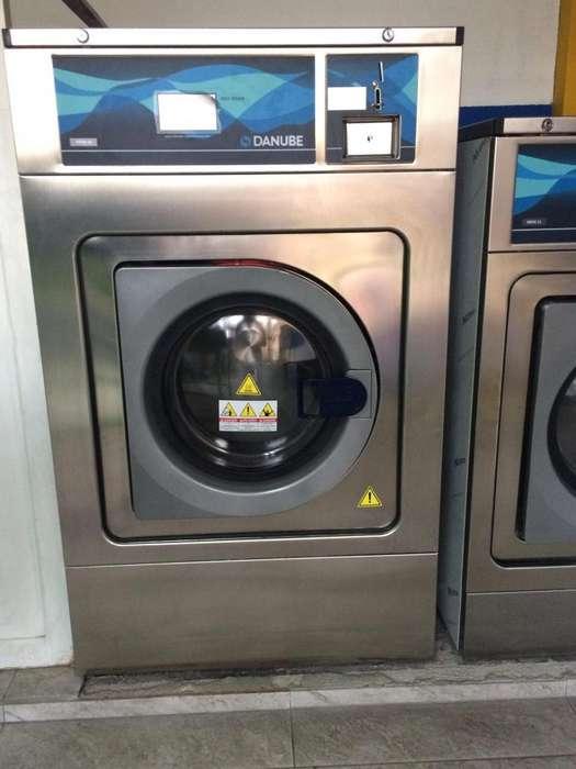 <strong>lavadora</strong> INDUSTRIAL DE ROPA 40 libras de OPORTUNIDAD