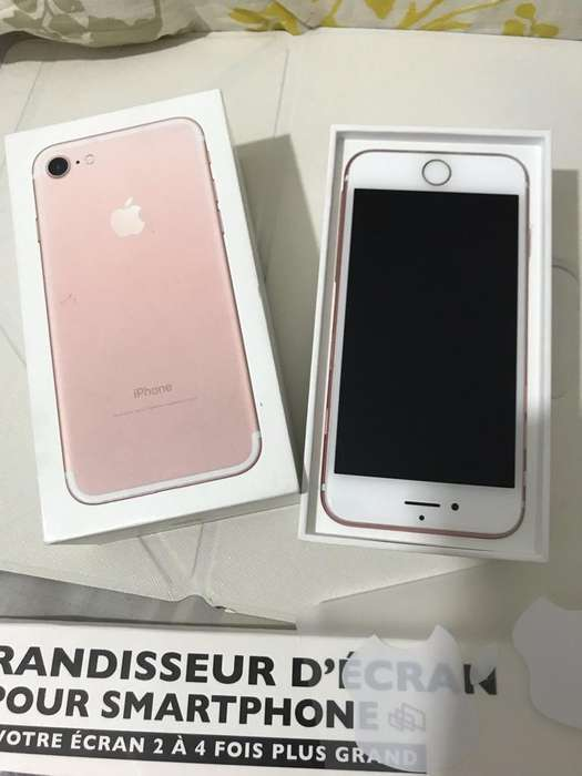 Vendo iPhone 7. 128G