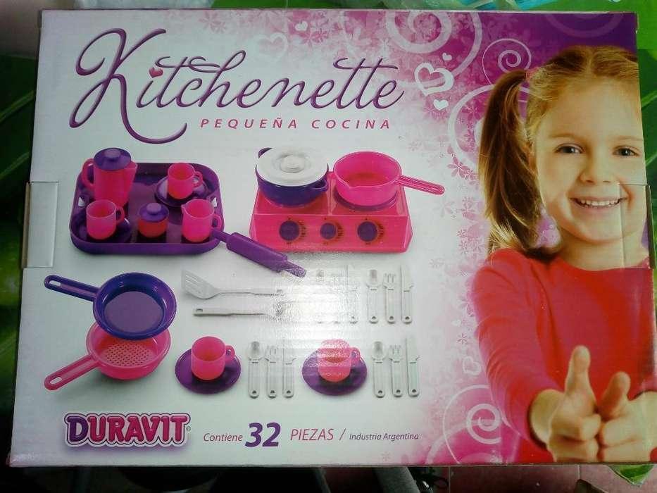 Kit de Cocina Y Kit de Pic Nic