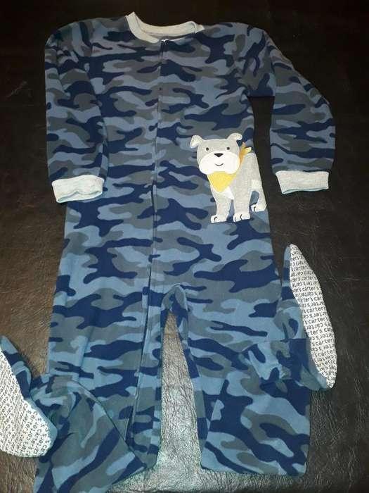 Pijama Enterito Polar