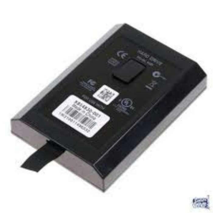 Disco Rigido 320gb con Case