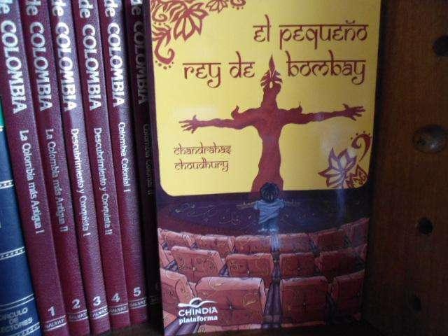 Chandrahas Choudhury: El pequeño rey de Bombay