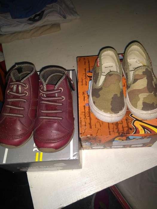 Zapatillas de Nene...numero 22,23