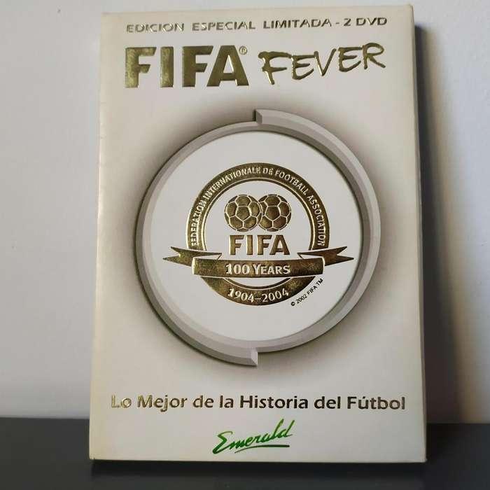 DVD Original FIFA FEVER (Edición limitada)