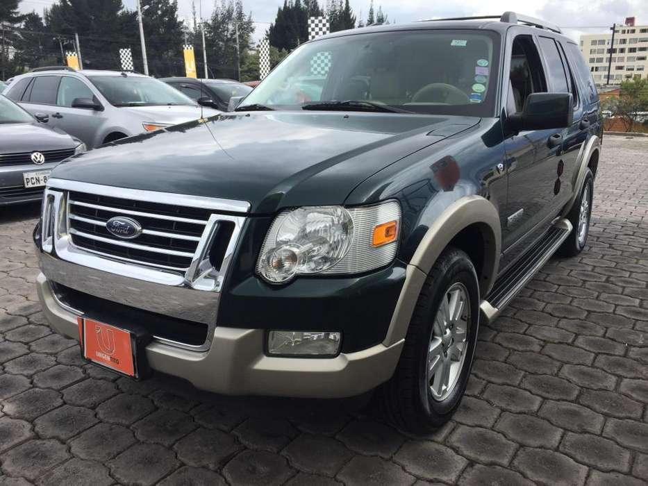 Ford Explorer 2007 - 142000 km