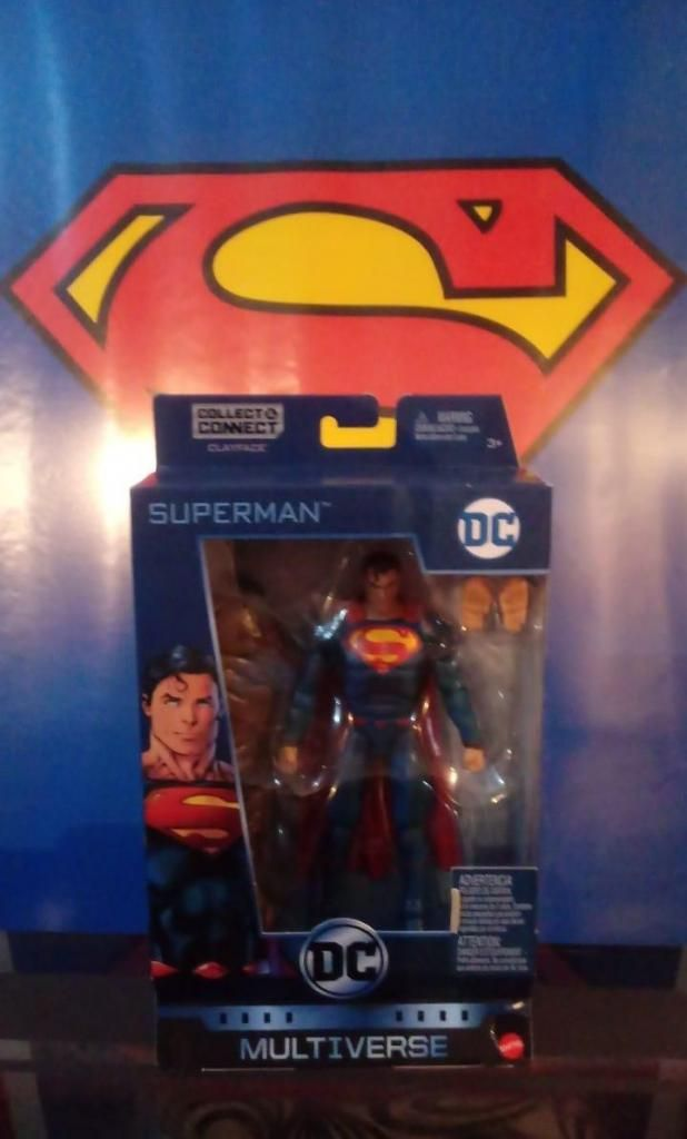 SUPERMAN DC