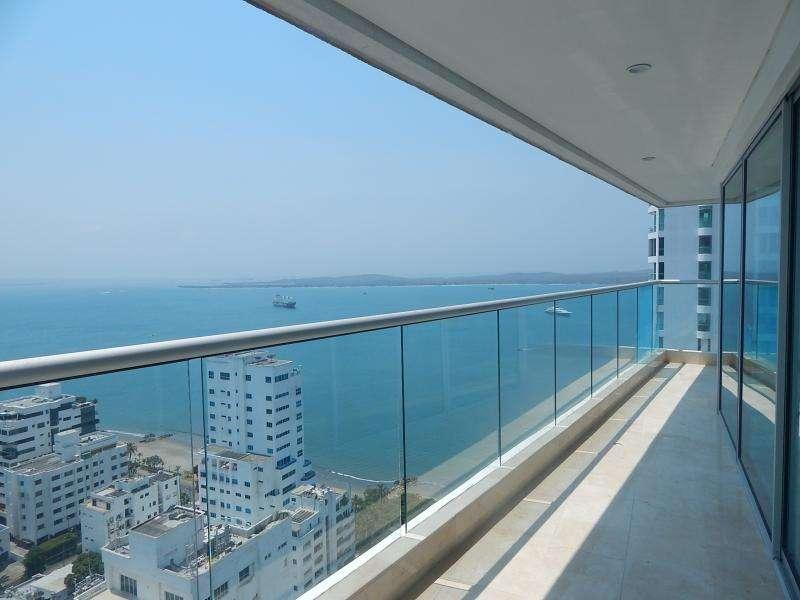 Cod. VBARE79717 Apartamento En Venta En Cartagena Castillogrande