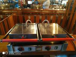 Plancha Sandwichera Wafflera Industrial