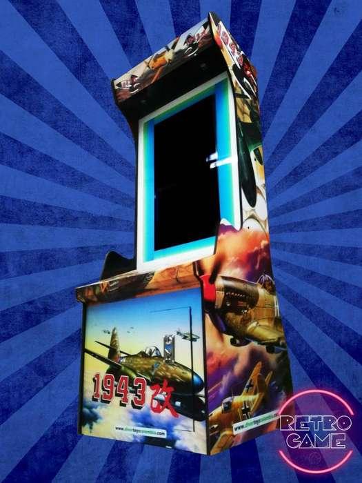 Alquiler Máquinas de <strong>video</strong> Juegos Retro Arcade