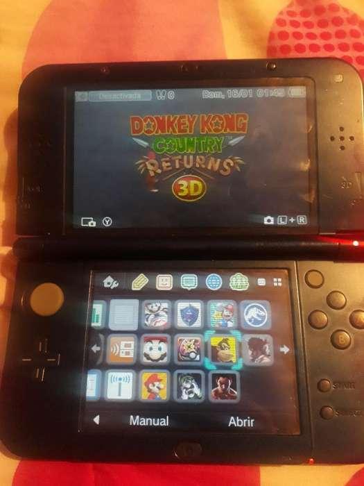 Vendo New Nintendo 3ds