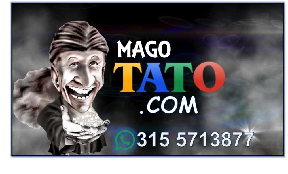 mago ,payasos y animación TATO
