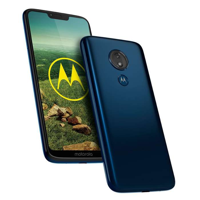 Celular Motorola G7 Power 32gb Azul