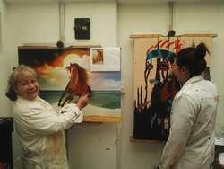 clases de dibujo y pintura en chia