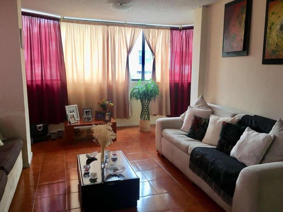 Departamento 3 dormitorios de venta en Monteserrín, Norte de Quito, cerca a la Eloy Alfaro