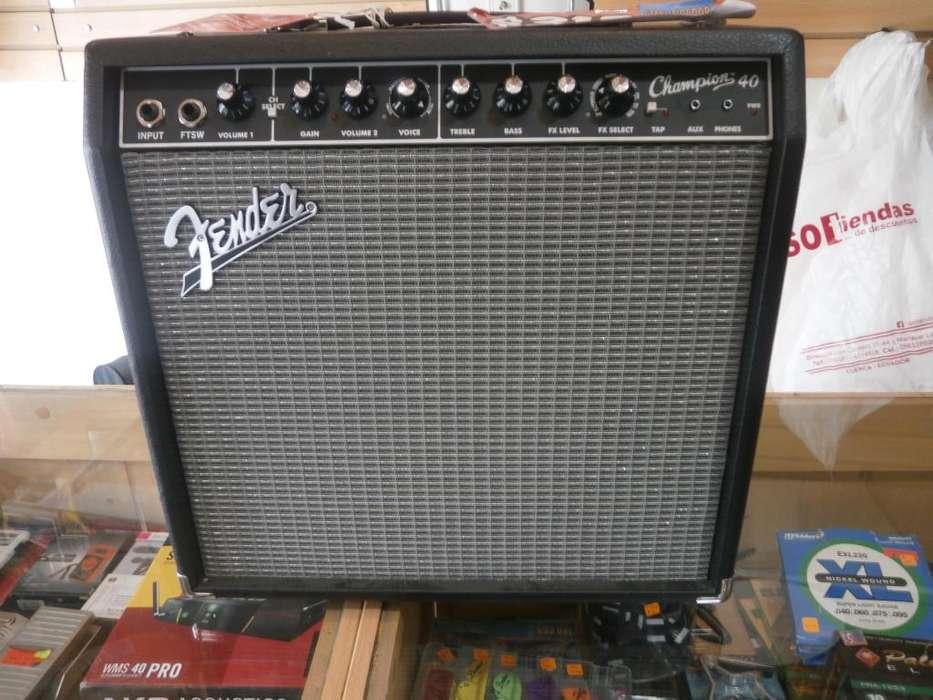 Amplificadores para guitarra y Bajo