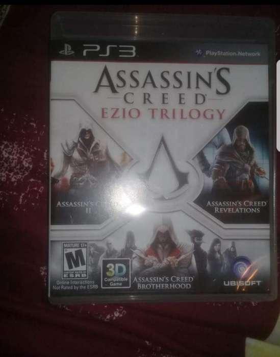 Assassin's Creed: Ezio Trilogy Ps3