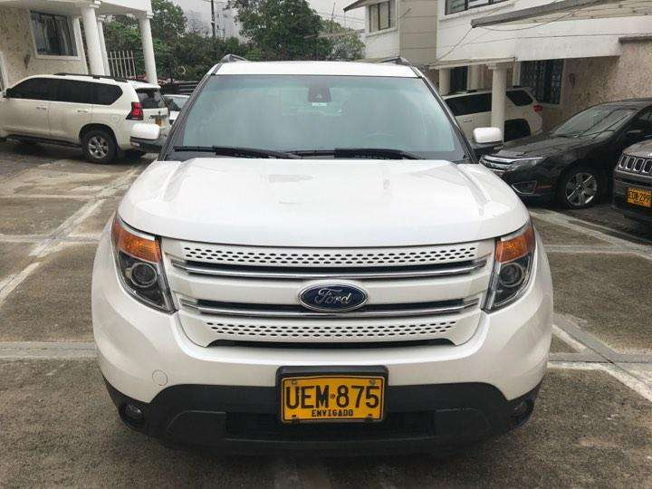 <strong>ford</strong> Explorer 2015 - 77000 km