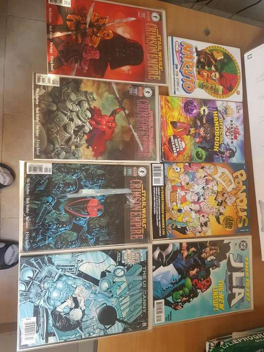 Comics en Ingles