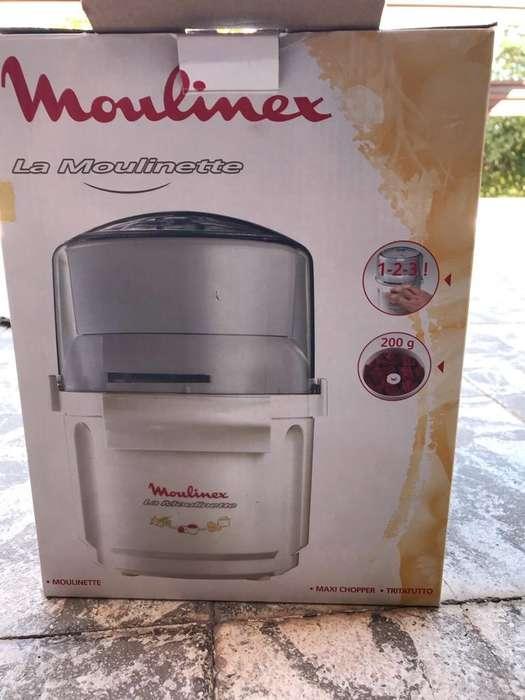 Vendo Procesadora Moulinex