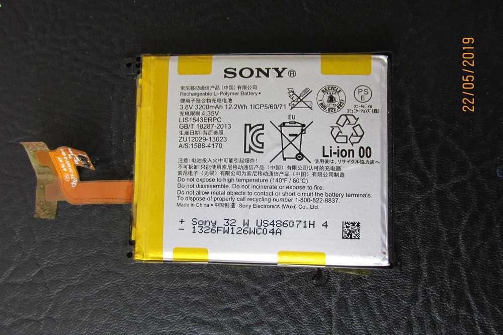 batería original de sony z 3