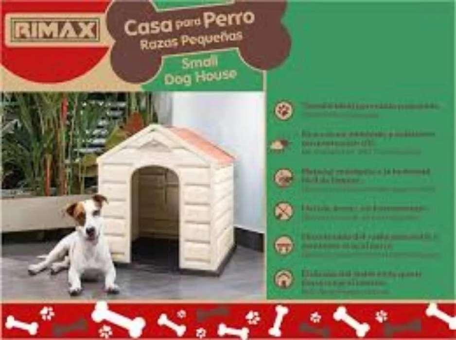 Casa Plástico Rimax <strong>perro</strong> Pequeño