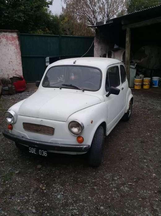 Fiat 600 1977 - 100 km