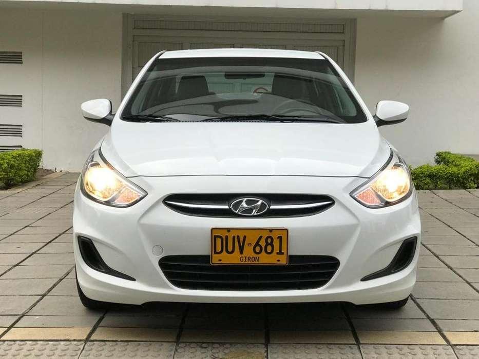 Hyundai i25 2017 - 19000 km