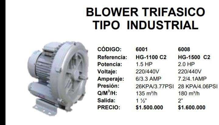 Blower Industrial