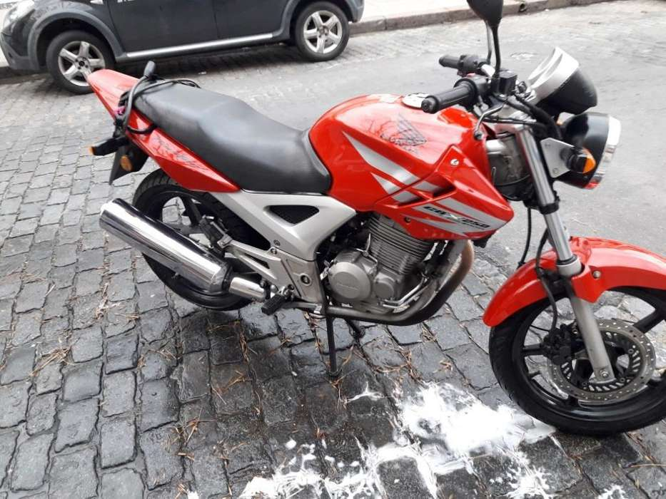<strong>honda</strong> Twister 250 2012