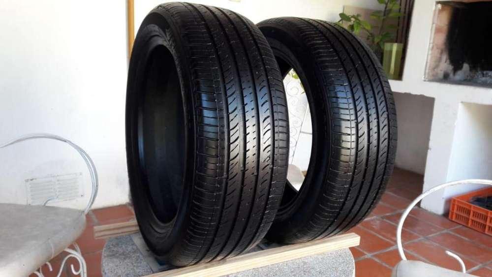2 Cubiertas Neumático Hankook Optimo 195 / 50 R16
