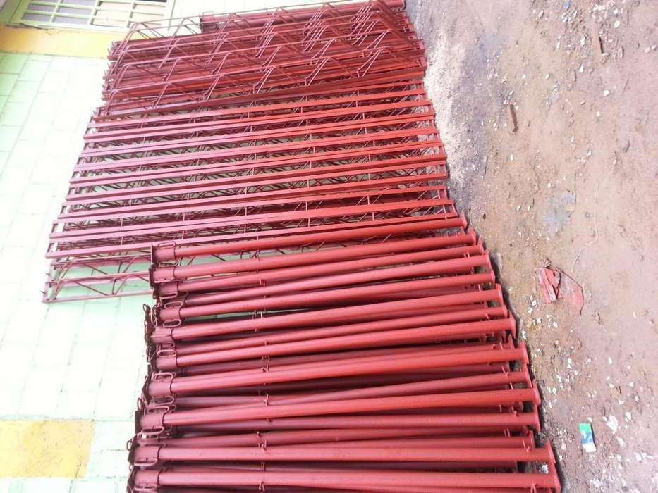 Paral Metalico 1.50m Corto