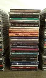 lote coleccion cd musica rock nacional e internacional